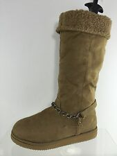 G By Guess Womens Beige Boots 6.5 M