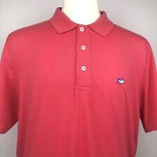 Southern Tide Sport Polo Golf Shirt Mens Large Original Fit Pima Cotton Spandex