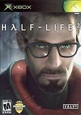 Half-Life 2 -- Microsoft Xbox -- GOOD CONDITION