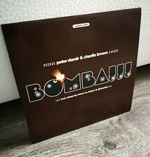 Peter Damir & Charlie Brown - Bomba - Maxi-CD Rocco vs. Bass-T Remix - NEW + RAR