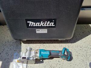 Makita Akku-Moniereisenschneider DSC250ZK 18V ohne Akku und Ladegerät mit Koffer