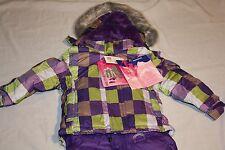 NWT Weatherproof child's snowsuit SIZE 3T