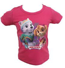Abbigliamento rosa con girocollo per bambine dai 2 ai 16 anni 100% Cotone
