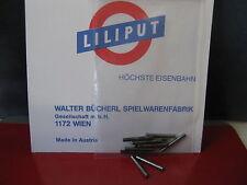 LILIPUT # 150.120 H0e Achsen Präzisionsachsen 1,5 mm x 12mm (10 Stück)