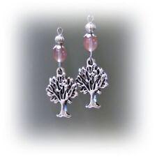 Handmade Quartz Drop/Dangle Fashion Earrings