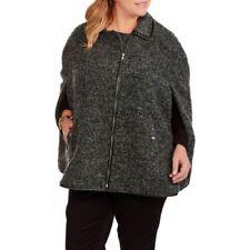 3322bfa4f9c Plus Size Cape Coats