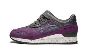 ASICS GEL-Lyte III After Hours Purple Cement Raekwon Ronnie Fieg Size 8