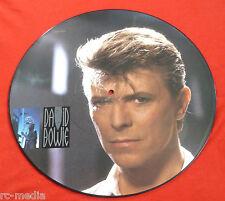 "DAVID BOWIE - Loving The Alien - Original UK 12"" Picture Disc (Vinyl Record)"