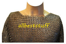 Chainmail Shirt Round Riveted Ring With Flat Washer Armor Chainmail Haubergeon