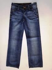 Tommy Hilfiger Miami Jeans Hose Dunkelblau Stonewashed W26 L34