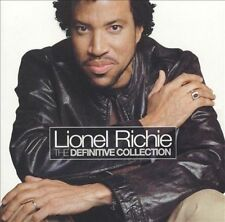 LIONEL RICHIE-THE DEFINITIVE COLLECTION- PLUS TWO NEW SONGS