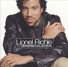Definitive Collection [THERE IS NO Bonus Disc!!!] Lionel Richie GREATEST HITS CD
