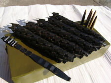 *ammo-8mm Set for MG34/42*5x 50`round belt+ starter*Orig.army made*use for 8x57