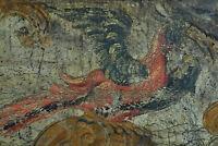 Rare Cuir doré Français Baroque Louis XIV tenture murale Lyon Deco Cordoue 8m2