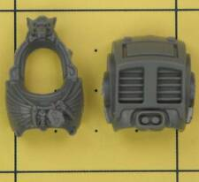 Warhammer 40K Space Marines Space Wolves Wolf Guard Terminator torse Pièces (A)