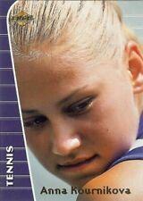 ANNA KOURNIKOVA 2000 Collector's Edge Tennis 1st Card #AK2 RC
