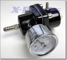Regolatore di Pressione Carburante Nero Peugeot 405 406 407 605 607