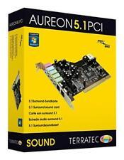 ️283026 - Terratec Soundsystem Aureon 5.1 PCI Scheda Audio B00062iarm