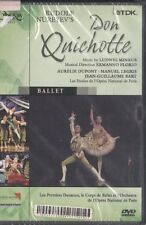 349  DVD DON QUICHOTTE  RUDOLF NUREYEV'S  L'OPERA NATIONAL DE PARIS