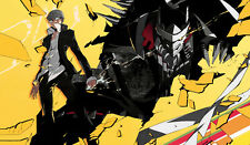 236 Persona 4 PLAYMAT CUSTOM PLAY MAT ANIME PLAYMAT FREE SHIPPING