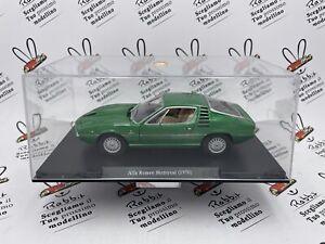 "DIE CAST "" ALFA ROMEO MONTREAL (1970) "" AUTO VINTAGE SCALA 1/24"