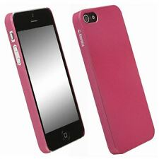 Étuis, housses et coques roses Krusell pour téléphone mobile et assistant personnel (PDA) Apple