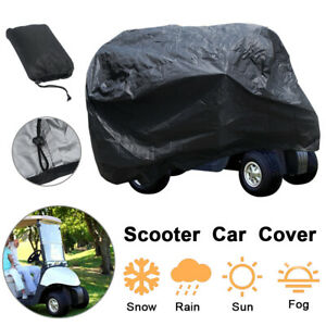 Waterproof Heavy Duty Mobility Scooter Storage Shelter Cover Rain UV Protector