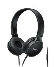 Panasonic Overhead Stereo Headphone - Black