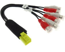 Amplificador Adaptador Para Clarion NX 409 500 501 Subwoofer Rca Enchufe