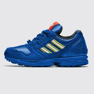 Adidas x LEGO ZX 8000 Limited Men's Athletic Shoe Blue Trainers Casual Sneaker