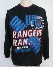 Glasgow Rangers Scotland Football Club Jersey XL Vtg Retro Soccer Sports Shirt