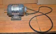 Craftsman dual shaft electric motor No 1156963 1/2 hp 3450 rpm 103 table saw