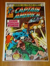 CAPTAIN AMERICA #247 MARVEL COMIC NEAR MINT BYRNE ART JULY 1980