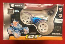 Invincible Tornado Remote Control Car Turbo 360 Speed Wheelies Spins No. 9029