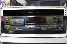 Digital Audio Tape Deck DAT SONY DTC-A8