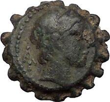 ALEXANDER I BALAS 152BC Seleukid Apollo RARE R2 Ancient Greek Coin i56506