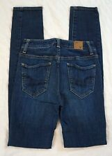 American Eagle Super Skinny Stretch Womens Jeans Size 00R (P22#1083)