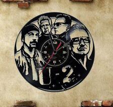 Orologio disco vinil clock orologio da parete Michael U2