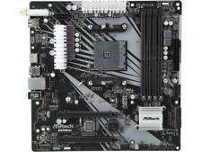 ASRock B450M/AC AM4 AMD Promontory B450 SATA 6Gb/s Micro ATX AMD Motherboard