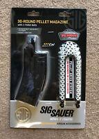 Sig MCX & MPX CO2 Airgun 30 Round Pellet Belt. .177