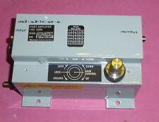 Post amplifier Marconi 1155 12000