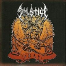 SOLSTICE (USA) - Pray  [Re-Release] CD