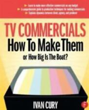 TV Commercials: How to Make Them: or, How Big is the Boat?-ExLibrary