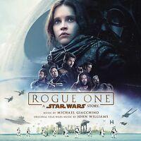 STAR WARS ROGUE ONE : Banda Sonora Original (Doble vinilo LP) sellado