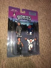 Homies - complete set of 4 Homies set  # 4 figures - 1:24  G scale