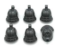 1x LEGO® Schlangen-Helm 24586 Ninjago NEU Perl Dunkelgrau Pearl Dark Gray