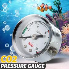 Aquarium Fish Tank Plant CO2 Pressure Gauge Carbon Dioxide Generator System