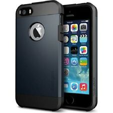 Coque Iphone 5/5S, SGP10490 Tough Armor - Metal Slate