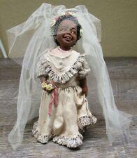 "1997 All Gods Children ""Tangie"" Martha Root Figurine #8"
