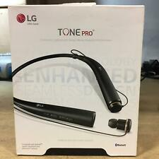 LG Tone Pro HBS780 Wireless Bluetooth Stereo Headset with Magnetic Earbuds Black
